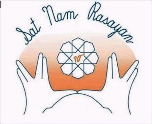 Logo Sat Nam Rasayan kundalini yoga Strasbourg