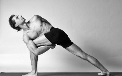 Matthieu, professeur de yoga dans le nord de l'Alsace