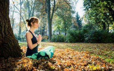 Sabine, professeur de yoga à Strasbourg et environs